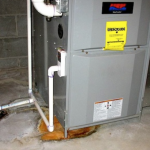 furnace that needs replaced and repaired.